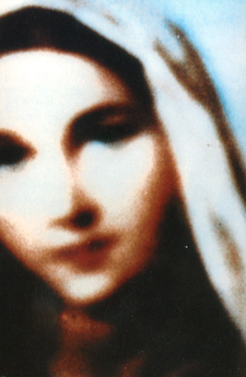 Ascended Master Mary Picture
